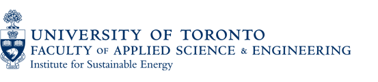 Crest and Wordmark for Institute for Sustainable Energy