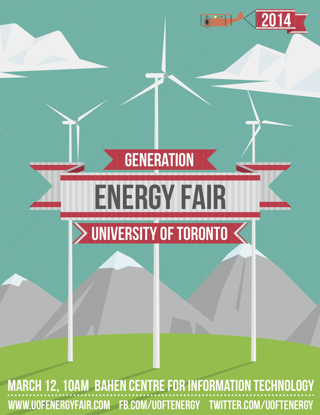 Energy Fair Poster