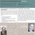 ISE Seminar Feb 9