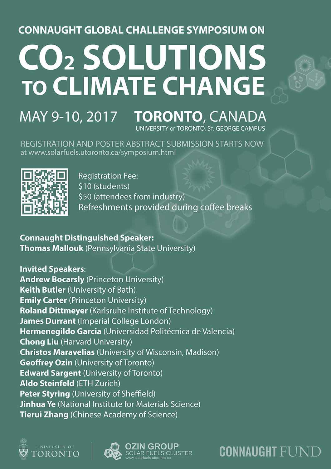 Institute for sustainable energy university of toronto ls cluster at the university of toronto is proud to announce details of our connaught global challenge symposium on co2 solutions to climate change xflitez Images
